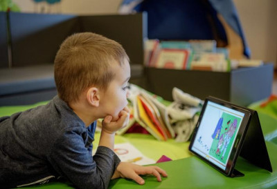 Download gratis 15 educatieve kinderboeken via de bib